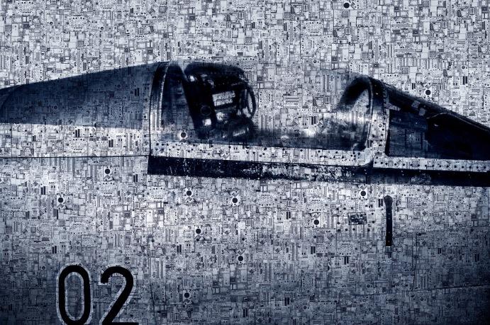Ali Alışır - Sanal Savaşlar Sergisinden 2013